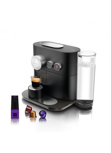 Nespresso C80 Expert Off Kahve Makinesi Siyah